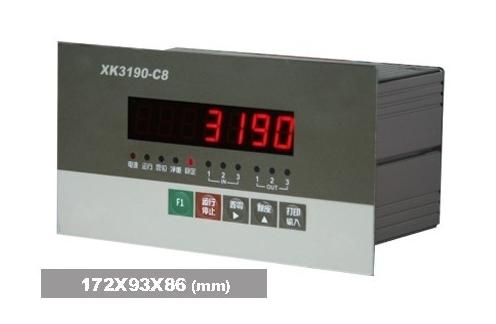 耀华XK3190-C8仪表