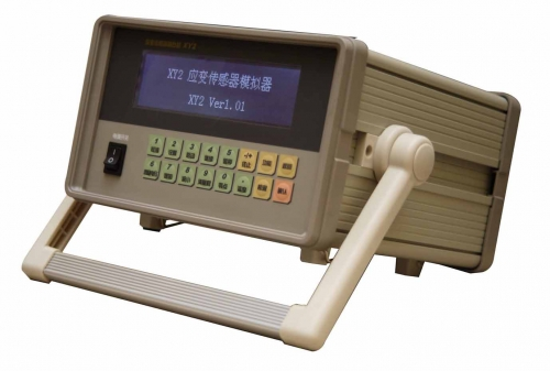 XY2应变传感器模拟器